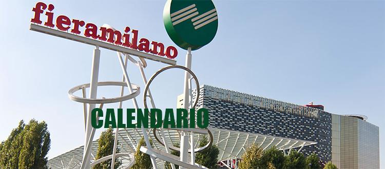 Calendario Milano.Calendario Fiera Milano Residence Desenzano