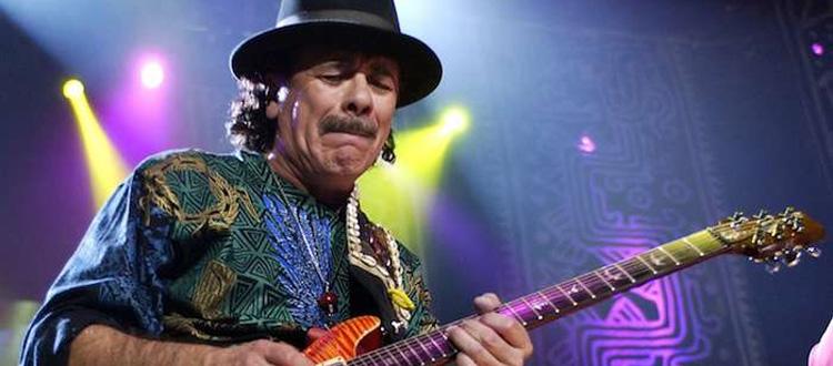Carlos Santana Eventi Milano