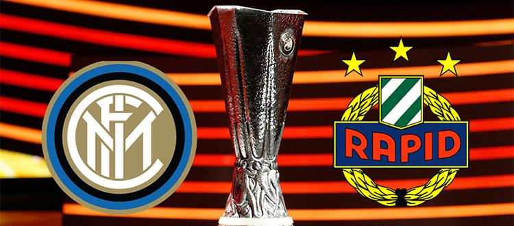 Inter Rapid Wien 21 Febbraio 2019 UEFA