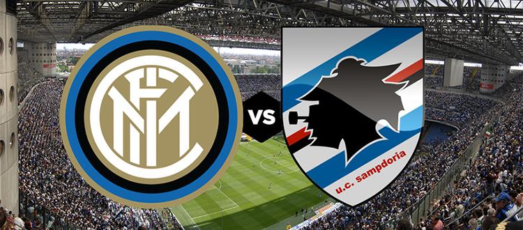Inter Sampdoria Domenica 17 Febbraio 2019