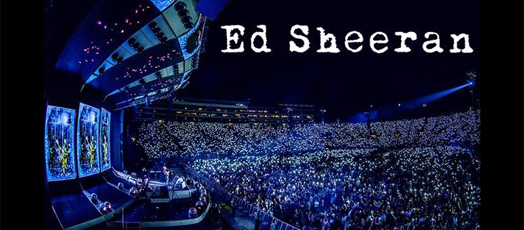 Concerto Ed Sheeran 2019
