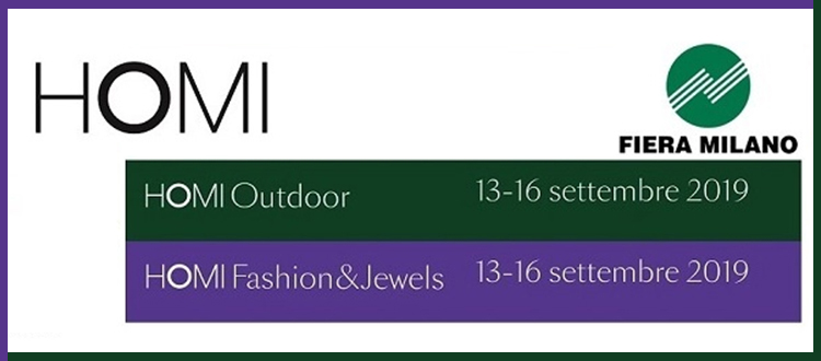 HOMI Fashion Jewels e HOMI Outdoor