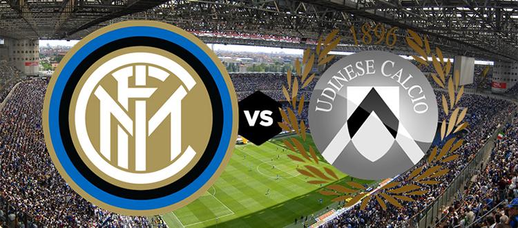 Inter Udinese Domenica 15 Settembre 2019