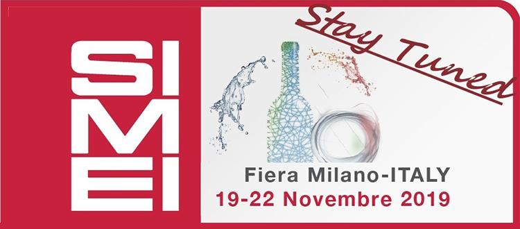 SIMEI Fiera Milano Rho dal 19 Novembre