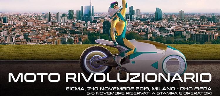 EICMA Salone della Moto Fiera Milano