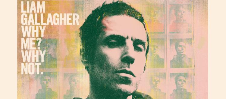 Liam Gallagher 16 Febbraio 2020