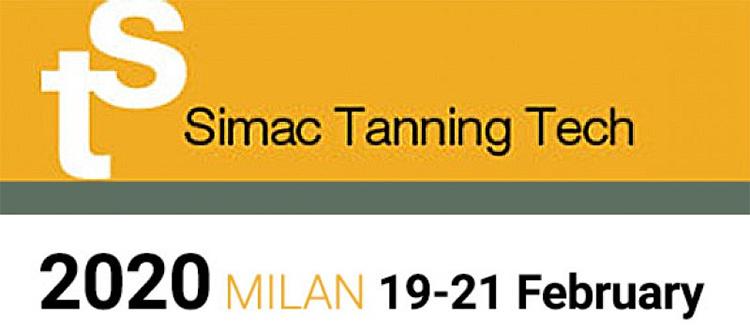 SIMAC TANING TECH 2020 Fiera Milano Rho