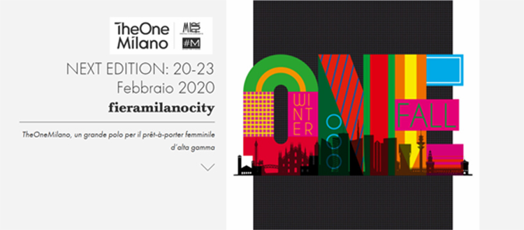 THE ONE MILANO MIFUR MIPAP Fiera Milano City